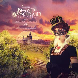Beyond Wonderland Bay Area: Main Image