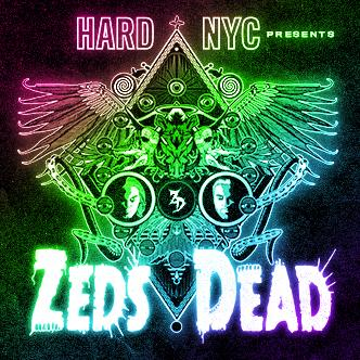 HARD NYC Presents ZEDS DEAD: Main Image