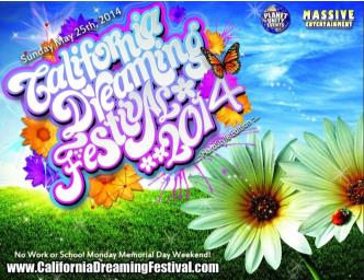 California Dreaming Festival: Main Image