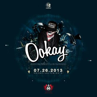 Ookay - Lotus Nightclub: Main Image