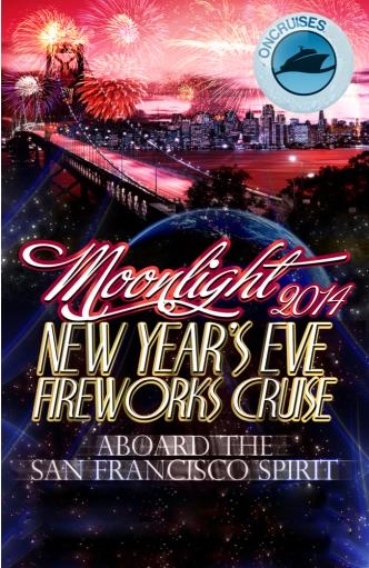 NYE Aboard the San Fran Spirit