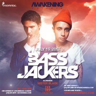 Awakening ft. Bassjackers: Main Image