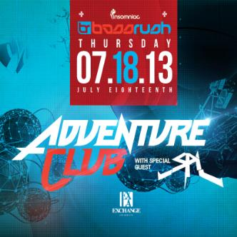 Adventure Club: Main Image
