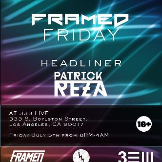 Framed Friday: Main Image