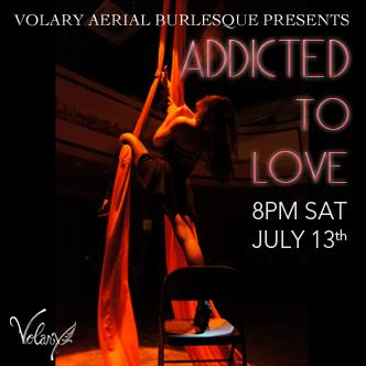 Volary Aerial Burlesque: Main Image