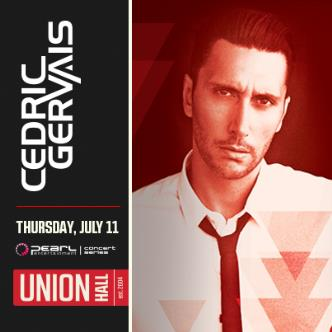Cedric Gervais - Thursday 11th: Main Image