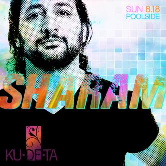 Sharam's Pool Party @ Ku De Ta: Main Image