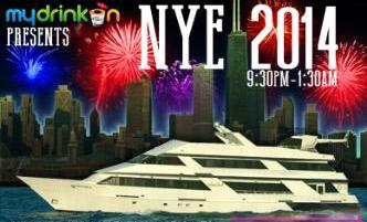 NYE Yacht Party