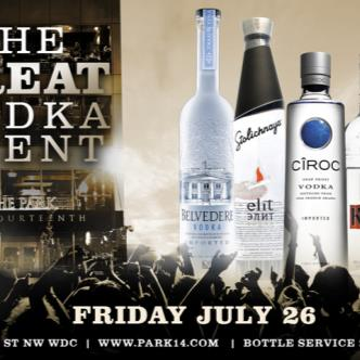 The Great Vodka Event: Main Image