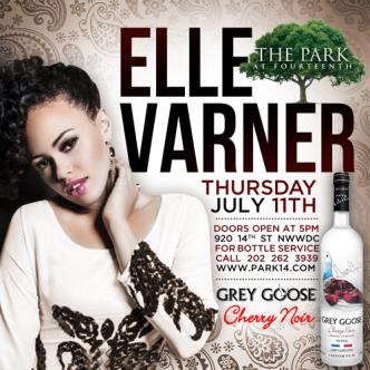 Elle Varner | THUR JULY 11: Main Image