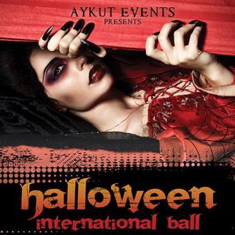 Halloween Int'l Ball 2013