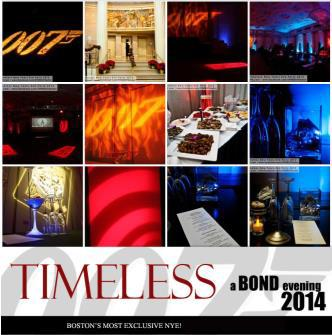 Bostons Best NYE 2014 - 6th Annual Timeless Gala