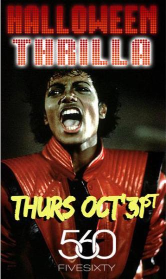 Halloween Thrilla 2013