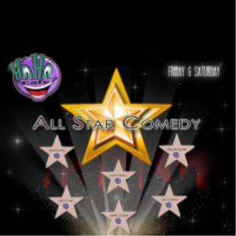 All Star Comedy Show: Main Image