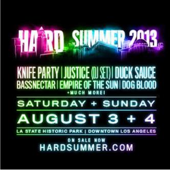 HARD SUMMER VIP PARKING: Main Image