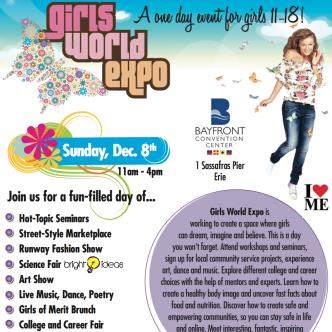 Girls World Expo Erie: Main Image