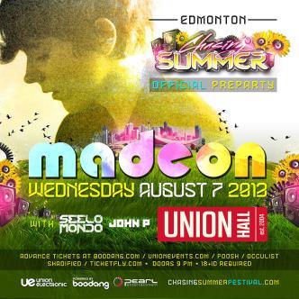 MADEON - YEG: Main Image