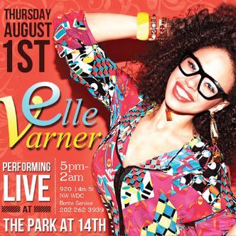 Elle Varner LIVE | THUR 8.1: Main Image