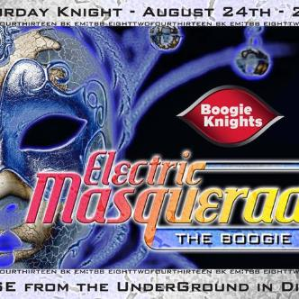 Electric Masquerade: Main Image