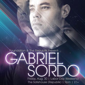 Gabriel Sordo: Main Image