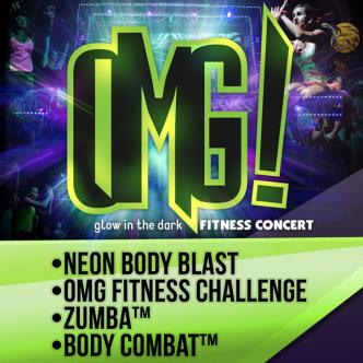 OMG! Fitness Concert: Main Image