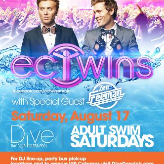 DIVE DAYCLUB W/ EC Twins: Main Image