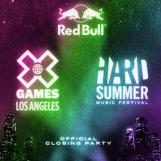 HARD SUMMER After Party: Main Image