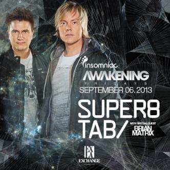 Super8 & Tab: Main Image