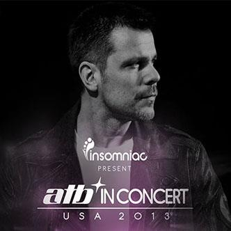 ATB :: IN CONCERT :: CHICAGO: Main Image