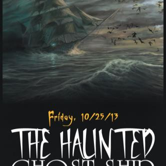 The Haunted Ghost Ship
