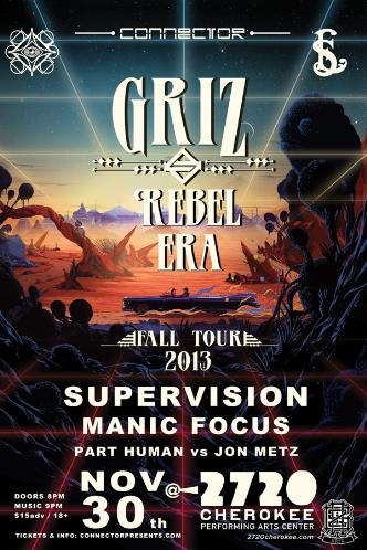GRiZ+SuperVision+more@ 2720: Main Image