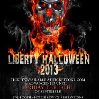 Liberty Halloween