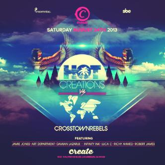 Hot Creations|Crosstown Rebels: Main Image