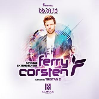 Ferry Corsten: Main Image