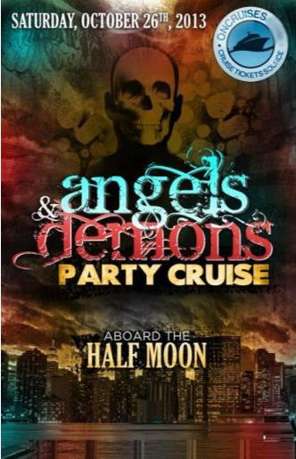 Angels & Demons Party Cruise