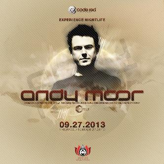 ANDY MOOR - LOTUS NIGHTCLUB: Main Image
