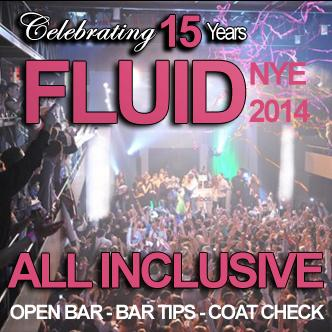 Fluid New Years Eve 2014