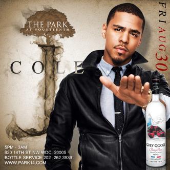 J. Cole: Main Image