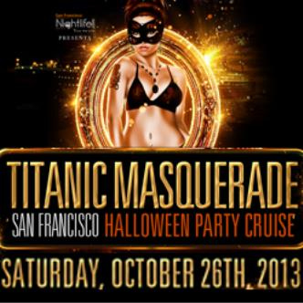 Titanic Masquerade SF/SOLD OUT
