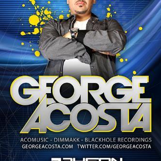 George Acosta: Main Image