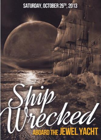 Shipwrecked Midnight Party