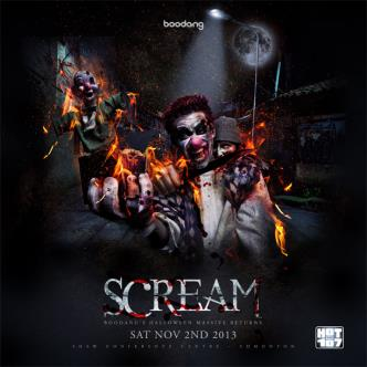 SCREAM: Main Image