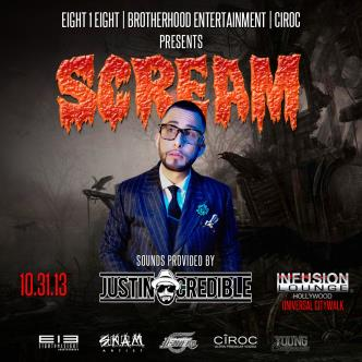 Scream Halloween 2013