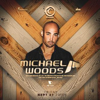 MICHAEL WOODS: Main Image