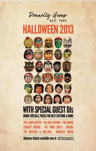 Halloween at Butcher - Oct 25