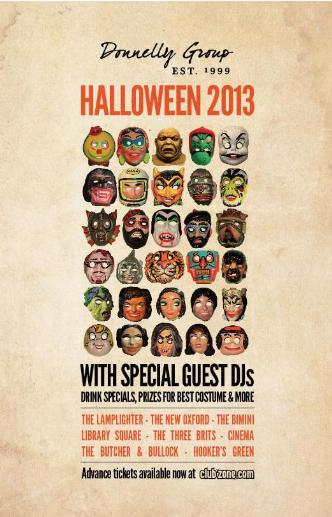 Halloween at Butcher - Oct 26