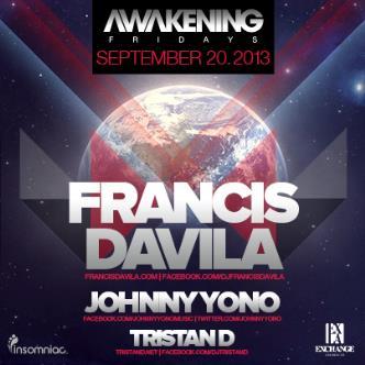 Awakening ft. Francis Davila: Main Image
