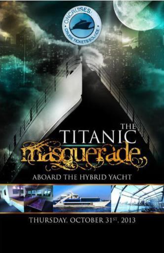 TITANIC MASQUERADE ON HYBRID