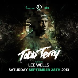 TODD TERRY: Main Image
