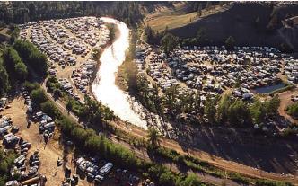 Sturgis Canada Camping: Main Image